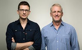 Andreas Moisa und Philipp E. Kümpel